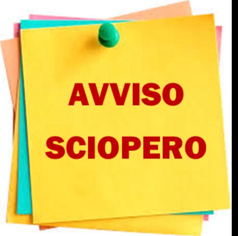 SCIOPERO 27 SETTEMBRE 2021 - CSLE