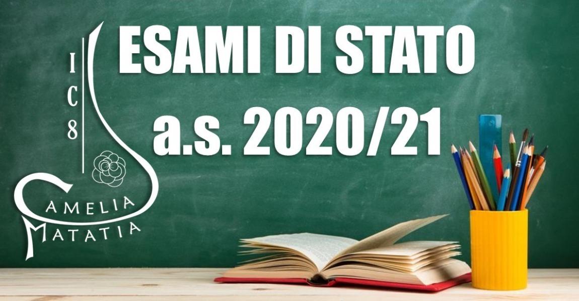 ESAMI DI STATO I CICLO - INFORMAZIONI