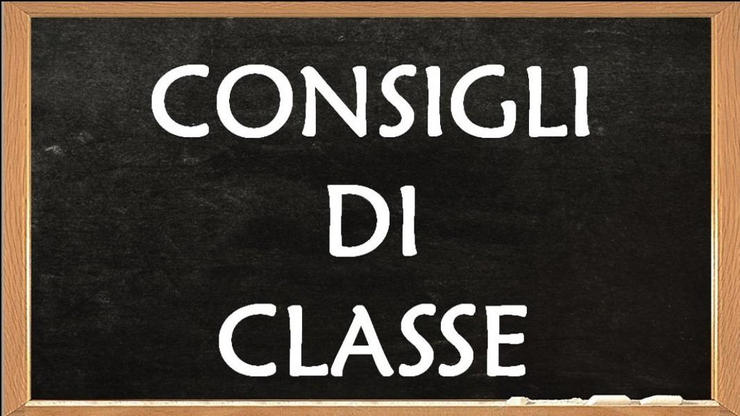 Convocazione consigli di classe a.s. 2020-21