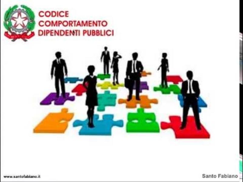 CODICE COMPORTAMENTO P.I.